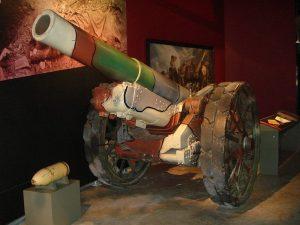 British 8 Inch Howitzer