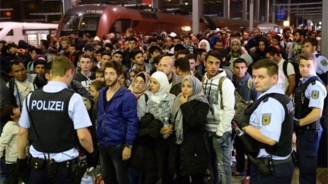 Germany plans to cut down on numbers of asylum seekers it accepts. Image Credit: bbc.com