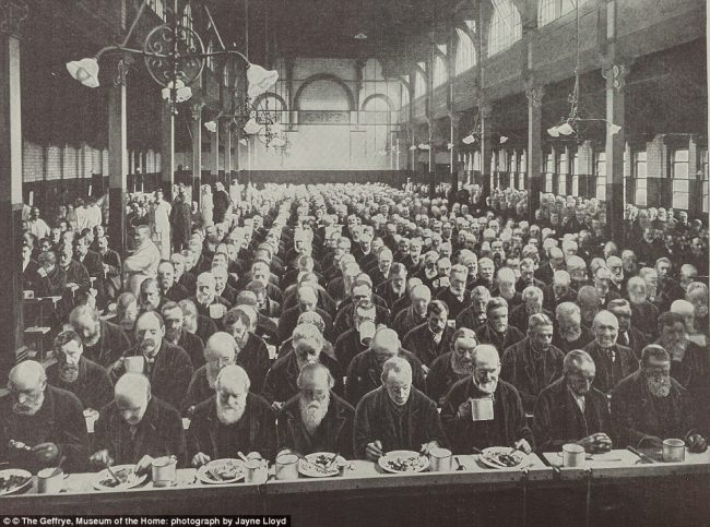 You cannot be expected to work more than eight hours a day, and are entitled to a one-hour lunch break. Image courtesy workhouses.org.uk