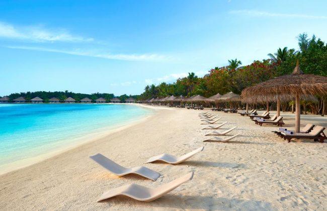 Cinnamon Dhonveli, Maldives - a leisure property belonging to John Keells. Image courtesy: Virgin Holidays
