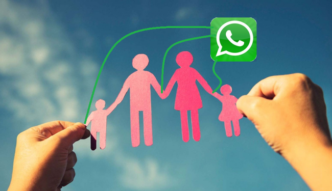 You've learnt the hard way the family WhatsApp groups aren't necessarily a good thing. Image courtesy: alltop9.com