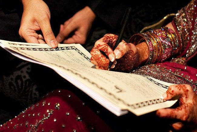 The MMDA fails to stipulate a minimum age of marriage for Muslim women, but this isn't its only shortcoming. Image courtesy: thebrunettediaries.com